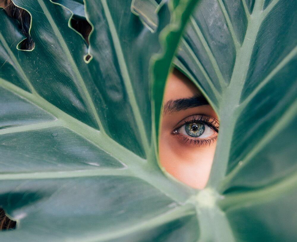 Hoe kun je kleine ogen groter laten lijken